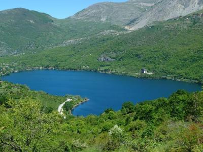 Scanno Lake