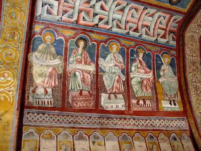 Oratorio San Pellegrino a Bominaco