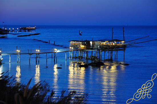 Trabocco notte